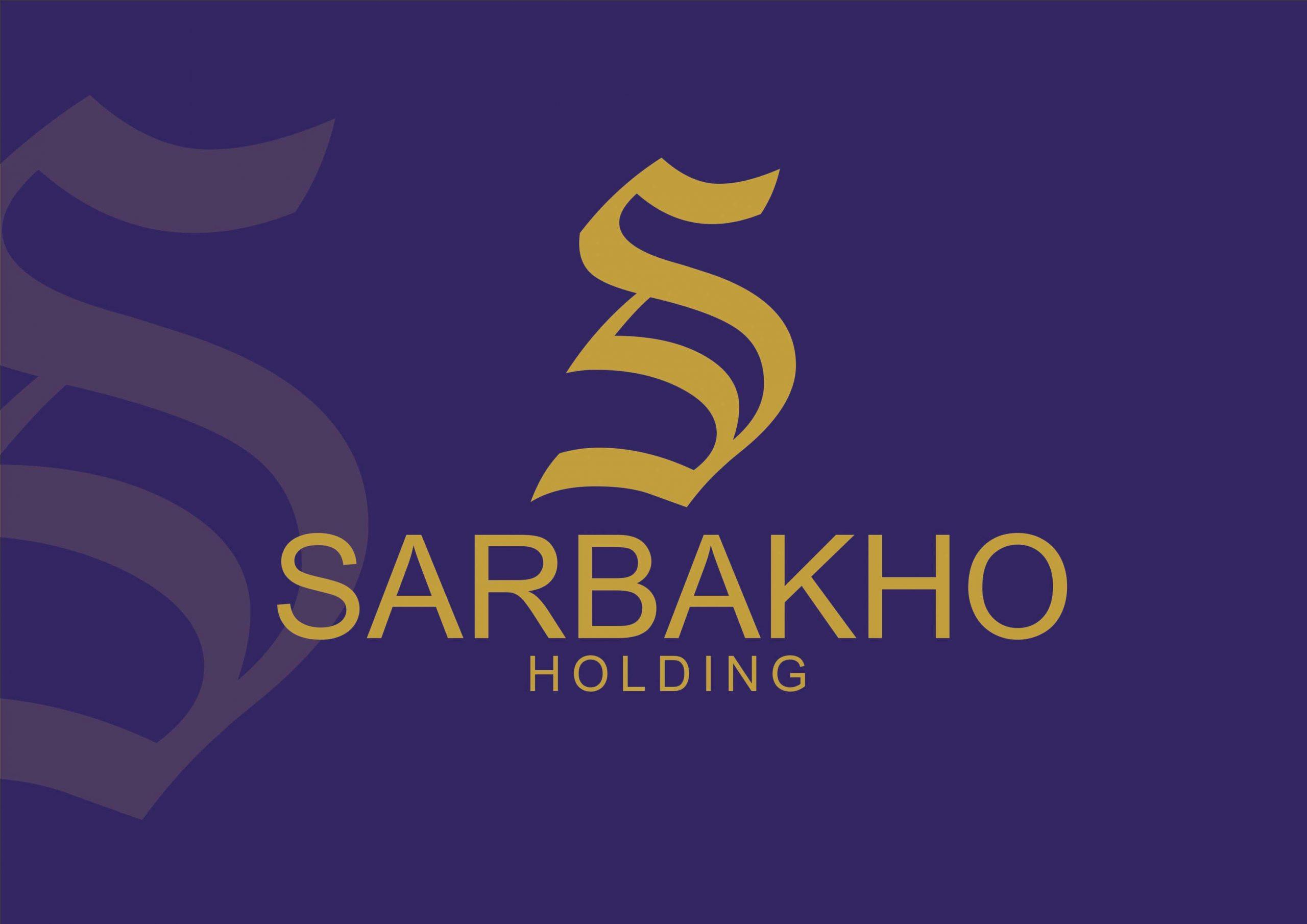 SARBAKHO Holding Branding
