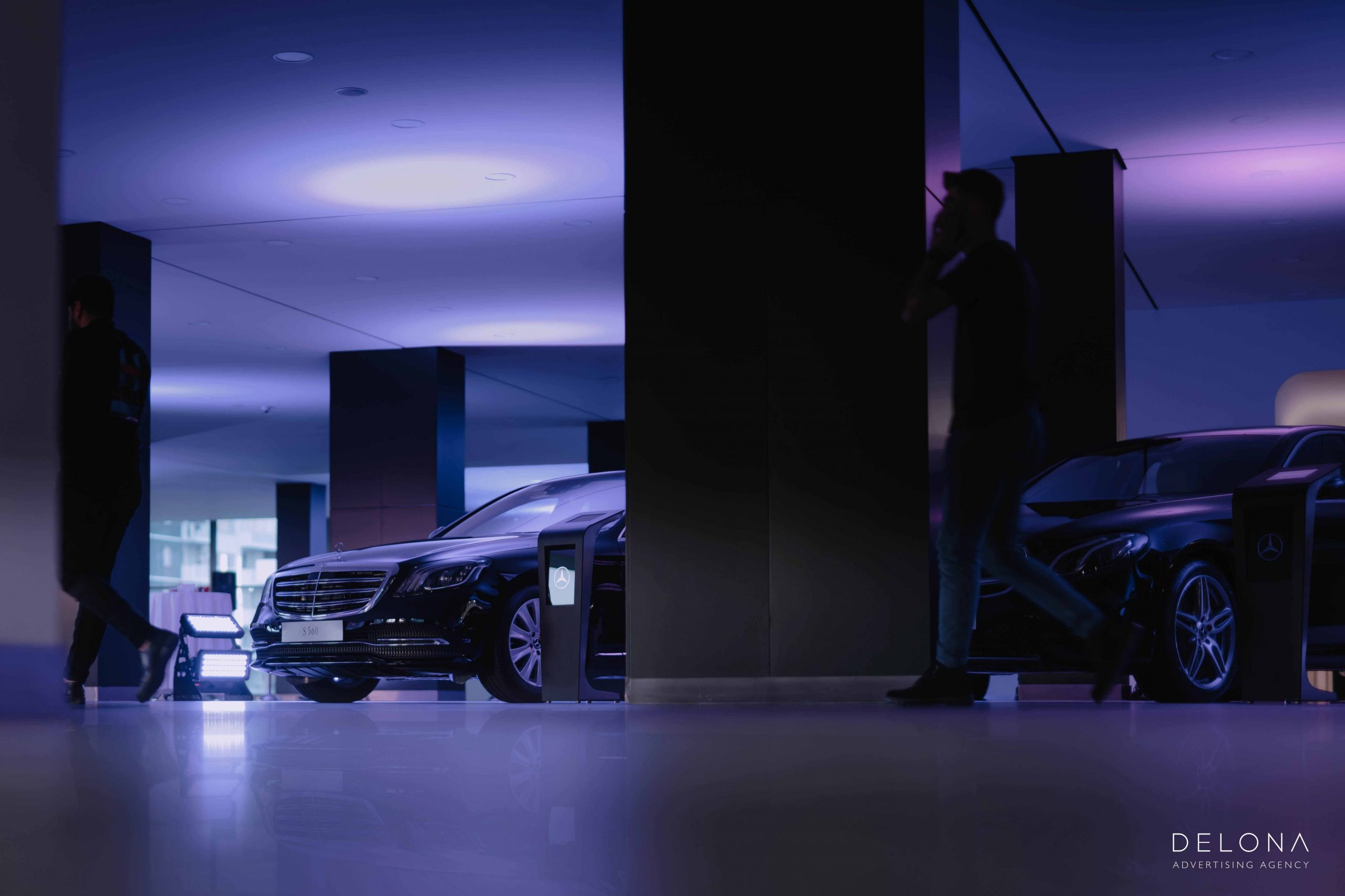 Mercdes Benz AMG GT Gran Coupe – Reveal Event